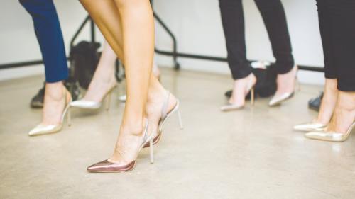 (P) Primăvara e mai frumoasă cu pantofii perfecți