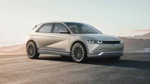 Ioniq 5, un nou SUV electric