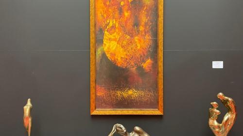 Licitație de circa 180.000 de euro pentru o pictură de Adrian Ghenie