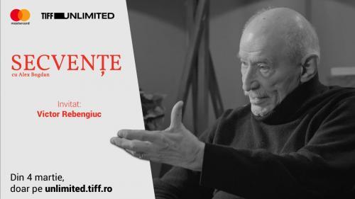 Mari actori povestesc cum au jucat scene celebre în seria Secvențe, pe TIFF Unlimited