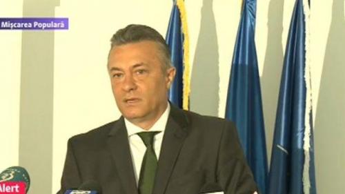 Cristian Diaconescu este noul președinte al Partidului Mișcarea Populară