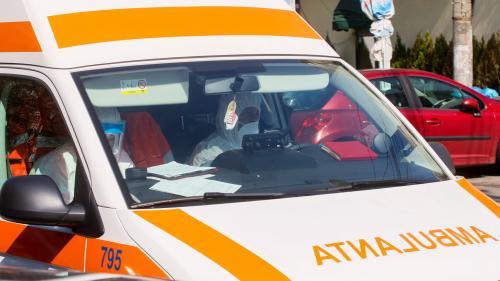 Tragedie în Gorj. Șeful Sanepidului, bolnav de Covid-19, a murit în ambulanță după ce a rămas fără oxigen