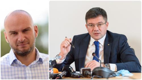 Incredibil. Costel Alexe și-a numit administratorul firmei County Manager al județului Iași