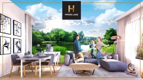 (P) H Pipera Lake: un proiect rezidențial cu serviciu concierge 24/7