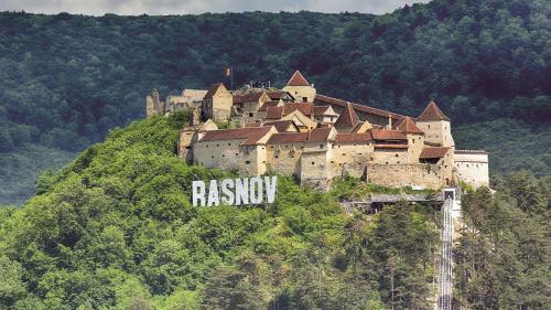 Râșnov - cea mai mare cetate țărănească din Carpați