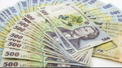 Salariul mediu net a scăzut cu 6,2% în ianuarie 2021