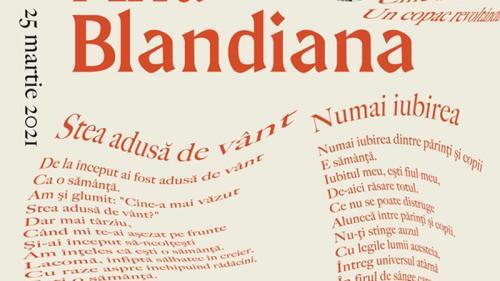 Întâlnire cu poetul preferat – Ana Blandiana