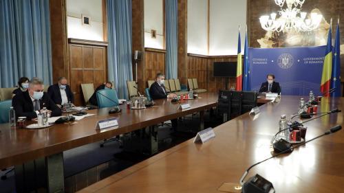 UPDATE. Planul Național de Redresare și Reziliență intră în dezbatere publică. Florin Cîțu: A fost al doilea test al acestei coaliții