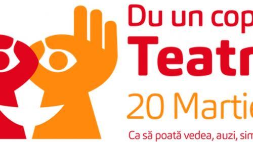 Ziua Mondială a Teatrului pentru Copii și Tineret la Teatrul Țăndărică