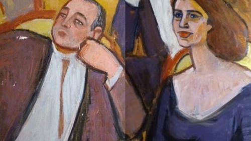 Marea pictoriță centenară Valentina Rusu Ciobanu se întoarce la Bucureşti. O nouă expoziție, cu lucrările recuperate şi restaurate, la Arbor.art.room