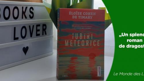 Invitație la lectură: Iubiri meteorice - un splendid roman de dragoste!