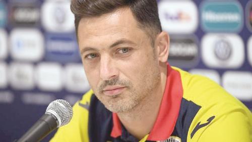 Mirel Rădoi a revenit la națională și a anunțat echipa de start din meciul cu Macedonia de Nord