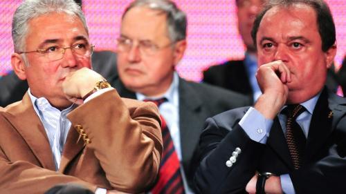 """Dosarele """"greilor"""" regimului Băsescu șomează. Vasile Blaga și Adriean Videanu, retrași. Unul în afaceri, celălalt pe bani mulți, la Bruxelles"""