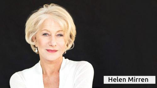 Helen Mirren și Ion Caramitru - Mesajul Internațional pentru Ziua Mondială a Teatrului 2021, 27 martie
