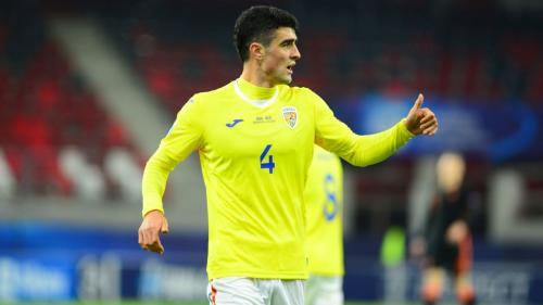 Victorie senzațională pentru România U21 în fața Ungariei U21. Pașcanu a înscris golul decisiv