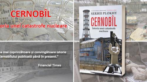 Invitație la lectură. O relatare tulburătoare și meticulos documentată a dezastrului de la Cernobîl