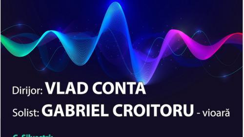 LIVE de la SALA RADIO: concert Silvestri, Haydn, Mozart