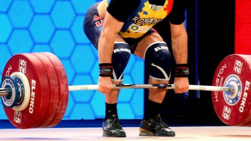 Loredana Toma a câștigat trei medalii de aurla Europenele de haltere de la Moscova