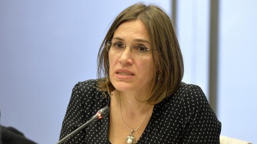 PLUS-erista Irina Alexe, de la MAI, pensie specială de 14.236 de lei pe lună