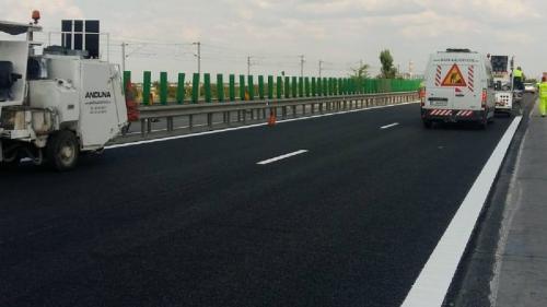 Au început reparațiile la autostrăzi și drumuri naționale