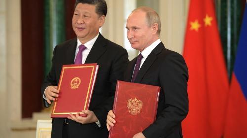 Putin și Xi devin tovarăși pe viață. Biden, primul pe lista neagră