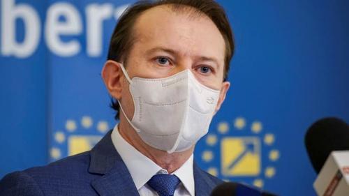 USR-PLUS îi cere lui Cîțu desecretizarea minutei ședinței de guvern cu centrele speciale de vaccinare