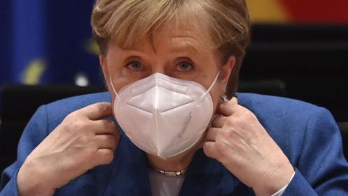 Coronacriza: Merkel pregătește impunerea de noi restricții!