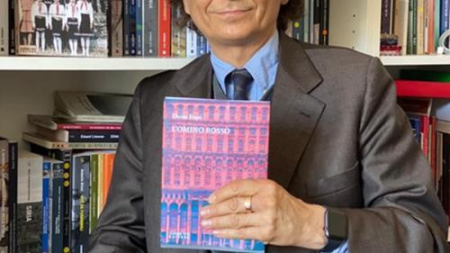 """Italia o citește pe Doina Ruști. """"Omulețul roșu"""", reeditat la Roma după 10 ani de la succesul primei traduceri"""