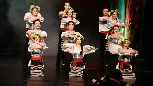 Artiștii TEATRULUI MUZICAL AMBASADORII reprezintă România la Competiția Internațională GOLDEN DANCE