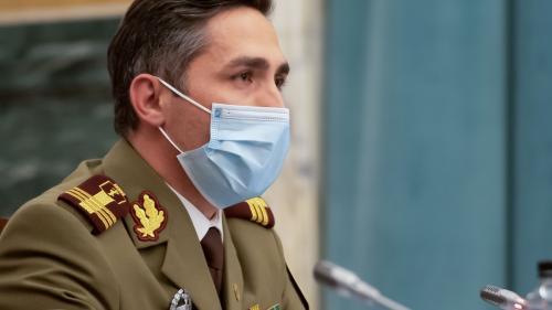 Răspunsul lui Valeriu Gheorghiţă, întrebat de ce platforma de vaccinare nu arată timpul de așteptare