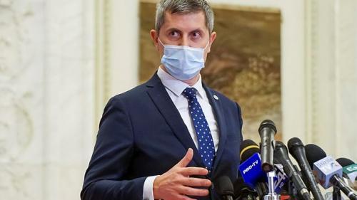 Barna, despre scandalul dintre Cîțu și Voiculescu: Susținem ministrul fără niciun fel de ezitare