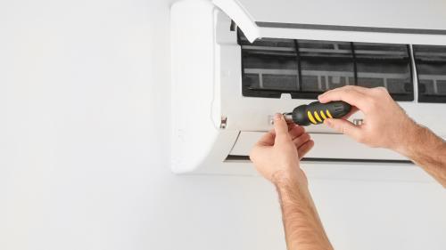 Cum se montează corect aparatul de aer condiționat