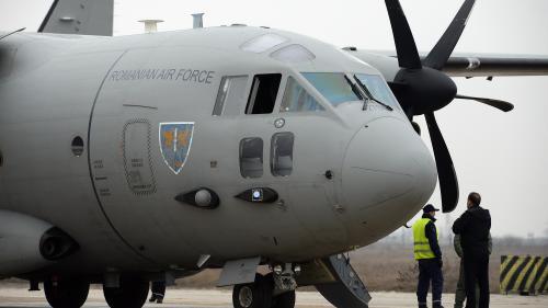 Fake News: MApN anunță că de la Otopeni nu decolează către Ucraina zeci de avioane încărcate cu arme