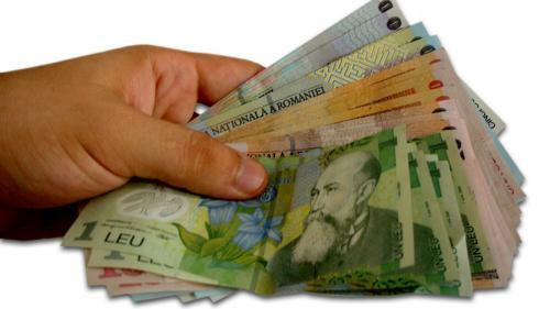Salariul mediu net a scăzut în februarie 2021