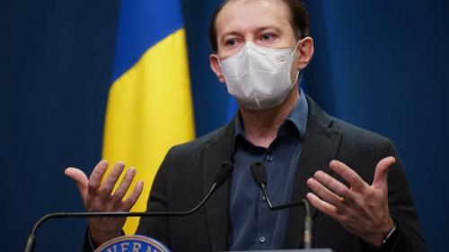 Social-democrații îi cer demisia lui Cîțu: Campania de vaccinare se îndreaptă cu pași repezi spre un răsunător eșec