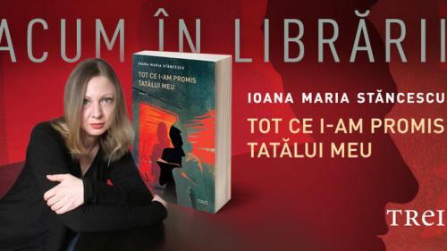 Ioana Maria Stăncescu, laureată a 'Festival du Premier Roman' de la Chambéry