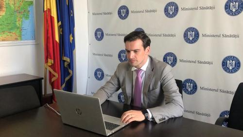 """Andrei Baciu: """"Au fost identificate și operaționalizate până astăzi 12 paturi suplimentare de Terapie Intensivă"""""""