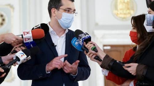 Vlad Voiculescu: Am făcut şi greşeli. L-am evaluat greșit pe premierul României