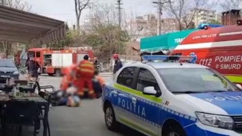 Doi polițiști au fost reținuți în cazul bărbatului din Pitești decedat