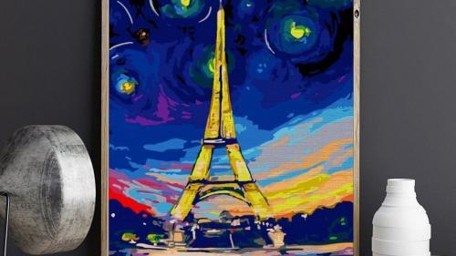 (P) Pictorul Fericit - pentru cei ce vor să pornească într-o nouă aventură colorată