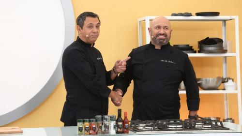 """Un nou câștig pentru chef Sorin Bontea în clasamentul amuletelor: """"În sfârșit!""""  Chefi la cuţite, lider de audienţă"""