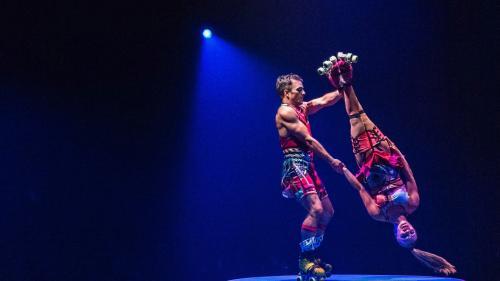 Cirque du Soleil va relua spectacolele în această vară