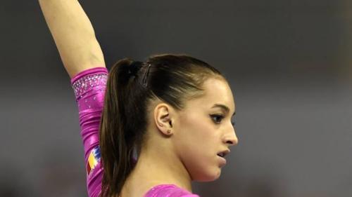 UPDATE Larisa Iordache abandonează Europenele de gimnastică de la Basel