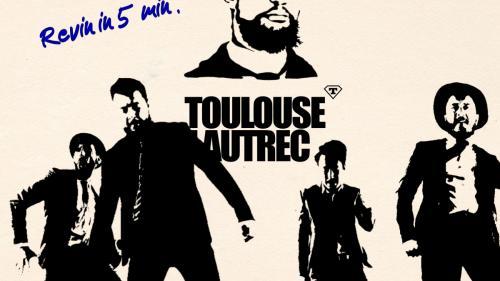 """Toulouse Lautrec lansează un nou cântec featuring Victor Rebengiuc – """"Revin în 5 minute""""- un manifest pentru artistul performer"""