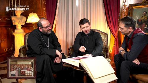 În noaptea de Înviere, la Antena 1,Comunicatorii celor două mari biserici, ortodoxă şi catolică, pentru prima oară împreună la tv la Legendele, cu Dan Negru