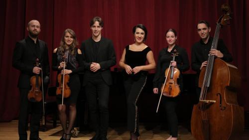Sunetul muzicii.Turneul internațional online JAZZT Vivaldi cu soprana Rodica Vică și ImpRoWien Ensemble