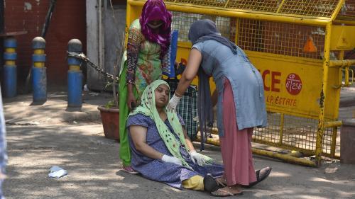 Epidemiolog: India, un incubator pentru virusul SARS-CoV-2