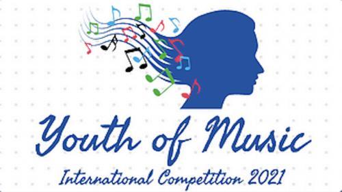 """130 de tineri muzicieni din 27 de țări s-au înscris la  competiția internațională """"YOUTH OF MUSIC"""" 2021"""