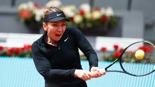 Victorie fără emoție pentru Simona Halep. S-a calificat în optimile de finală la Madrid Open