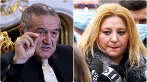 Gigi Becali, despre Diana Șoșoacă: Trebuie să ai o atitudine când ești femeie, și mai ales când ești senator. Ea deja a depășit o linie!